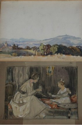 Robert Hope (1869-1936), Sketches