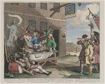 William Hogarth 16971764 England Plate 2