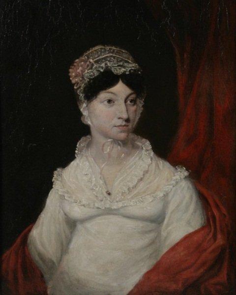 Unknown Artist (19th C.), Portrait of a Woman
