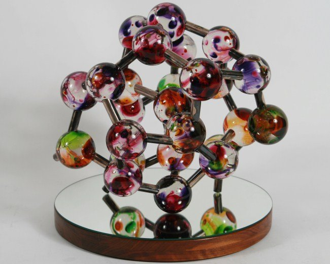 Herb Babcock (b. 1946), Free Form Sculpture