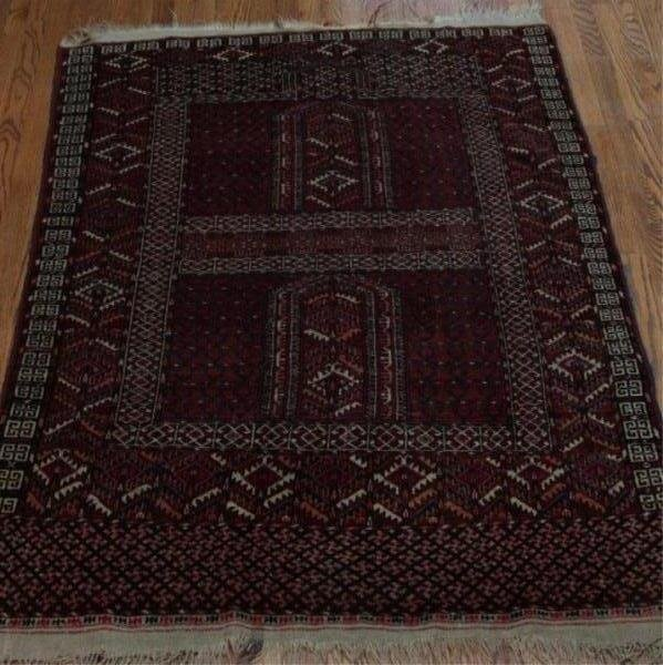 Tekke Turkoman Rug, early 20th C.