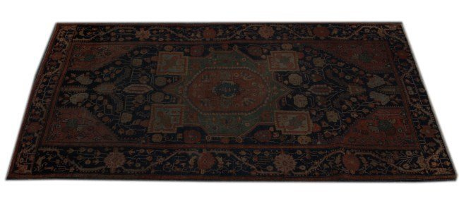 Heriz Rug, Persian, First Half 20th C.