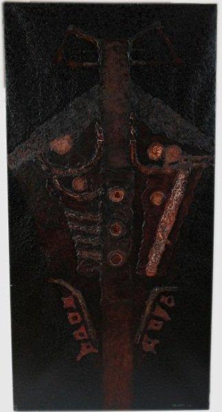 """Jan Lebenstein (1930-1999), """"Figure No. 102"""""""