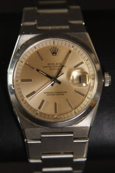 Rolex Oyster Perpetual Watch, 20th C.