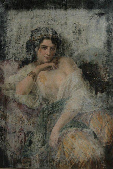 Possibly Emilio Mazzoni (1869-1935), Gypsy