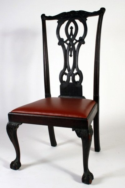 Philadelphia Style Centennial Chippendale Chair