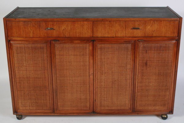 Founders Furniture Mid-Century Walnut Credenza - 2