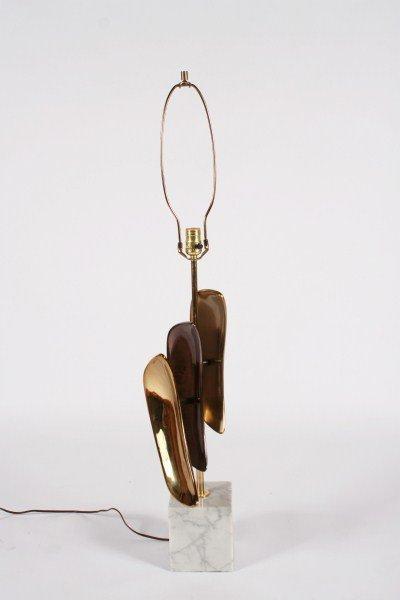 Sculptural Table Lamp Attrib. to Laurel Lamp Co.