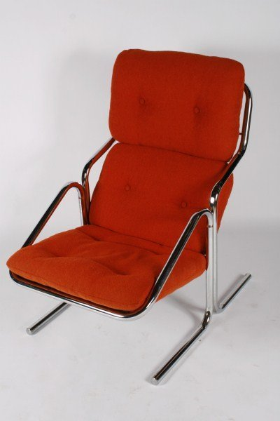 Jerry Johnson for Landes Mfg. Co. Lounge Chair