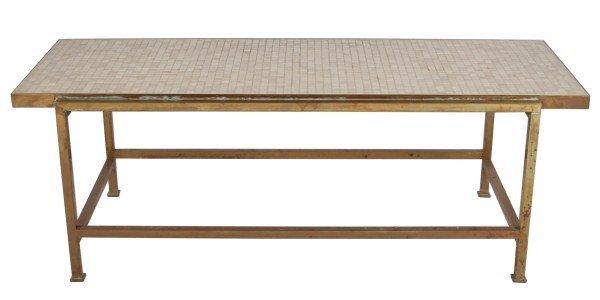 Edward Wormley Coffee Table, Model 5424