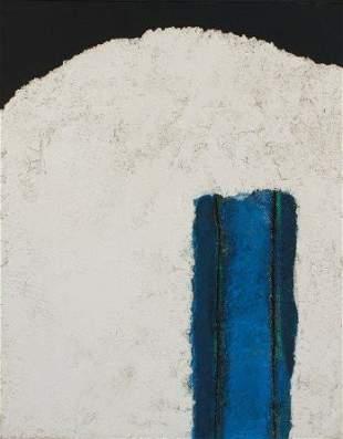"""Enrico Donati (1909-2008), """"Astral Blue"""""""