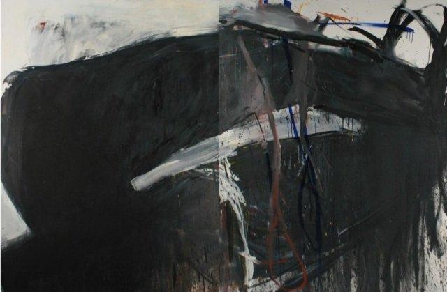 "Wesley Kimler (B. 1953), ""Dark Sleeper"""