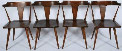Group of 4 Paul McCobb Dining Chairs
