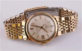 Men's Omega Automatic Seamaster Watch