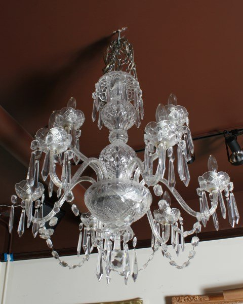 Crystal cranmore 9 arm chandelier waterford crystal cranmore 9 arm chandelier arubaitofo Image collections