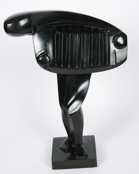 "Ferdinand Parpan (1902-2004), ""L'accordéoniste"""