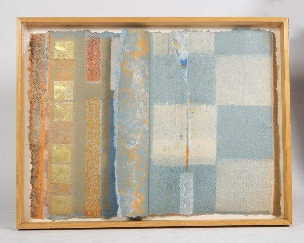 """Helen Frederick (B. 1945), """"Tablet III"""""""