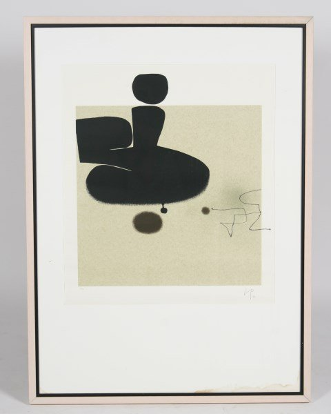 """Victor Pasmore (1908-1998), """"Points of Contact..."""""""