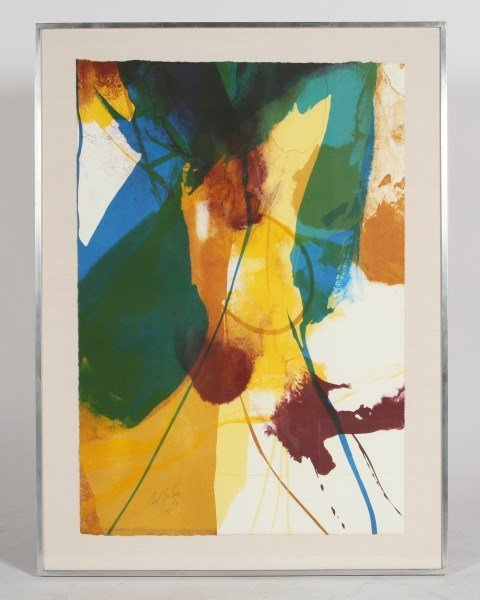 Paul Jenkins (1923-2012), Untitled