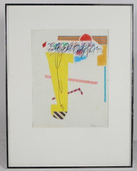 Moe Brooker (B. 1940), Untitled