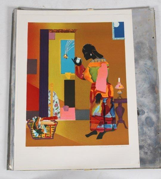 """Romare Howard Bearden (1911-1988), """"Falling Star"""""""