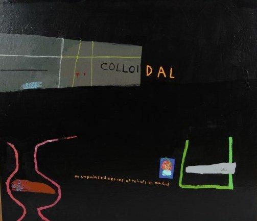 """Michael Eastman (20th C.), """"Colloidal"""""""