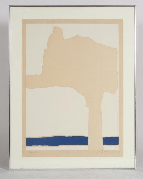 "Adja Yunkers (1900-1983), ""Aegean VIII"""