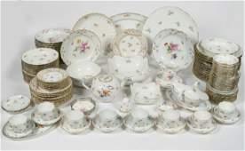 Meissen Porcelain Dinnerware Set