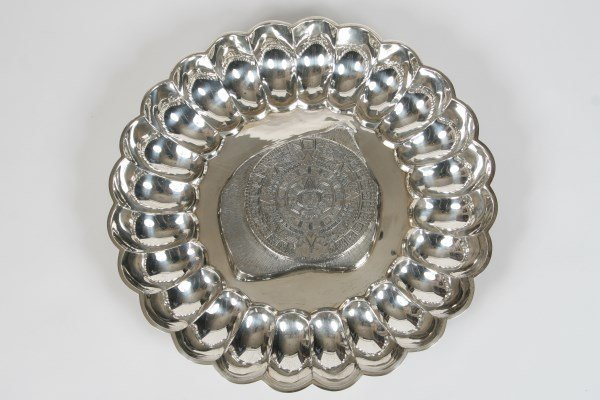 Alfredo Ortega and Sons Sterling Silver Bowl