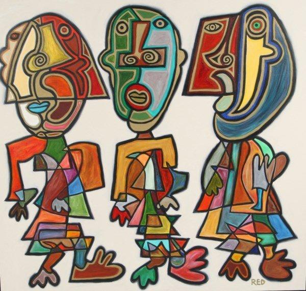 Rodney Denne (B. 1971) Untitled