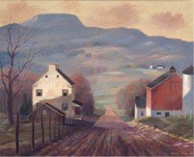 Paul Riba (1912-1977) Untitled