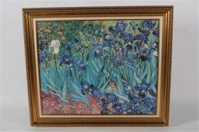 Reproduction Print After Vincent Van Gogh