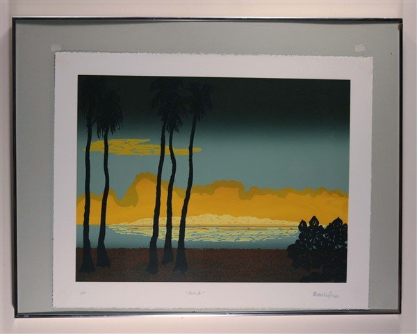 "Max Shaye (1910 - 2004), ""Bali Hi"""