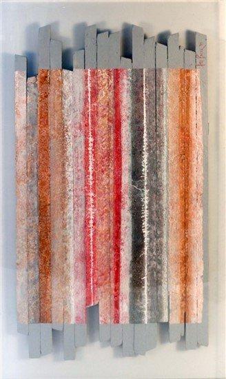 Lee Reynolds Burr (B. 1936) Untitled