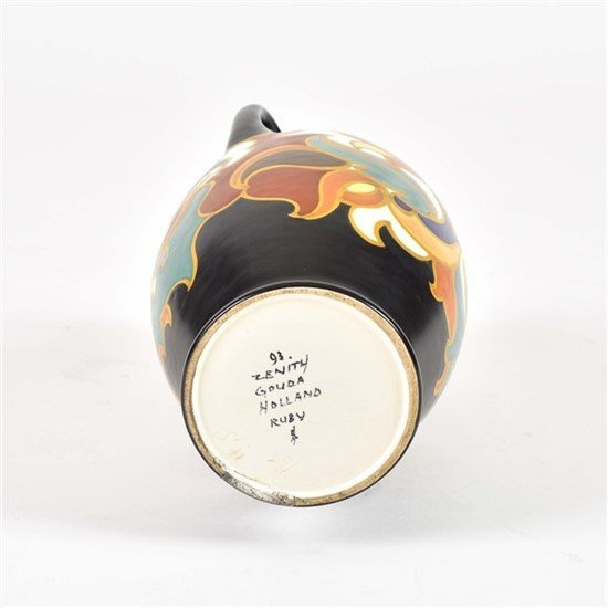 Zenith Gouda Pottery Vase - 2