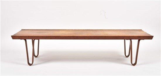 Edward Wormley Coffee Table, Model 4699