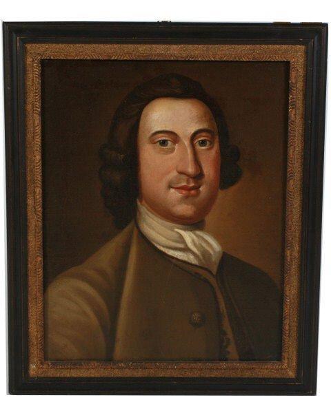 Attrib. to John Greenwood (1727-1792), Peter Allen