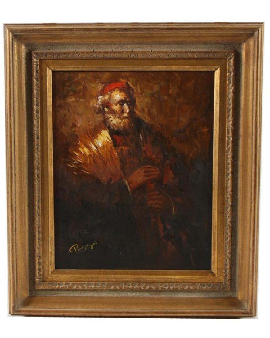 Unknown Artist, Portrait