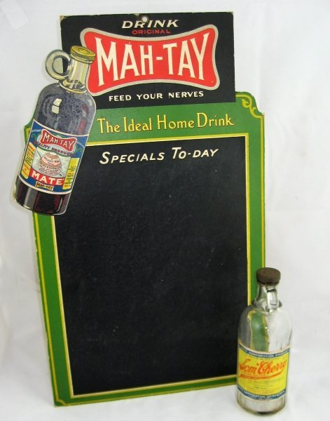 791: Mah-tay Specials Litho Chalk Board