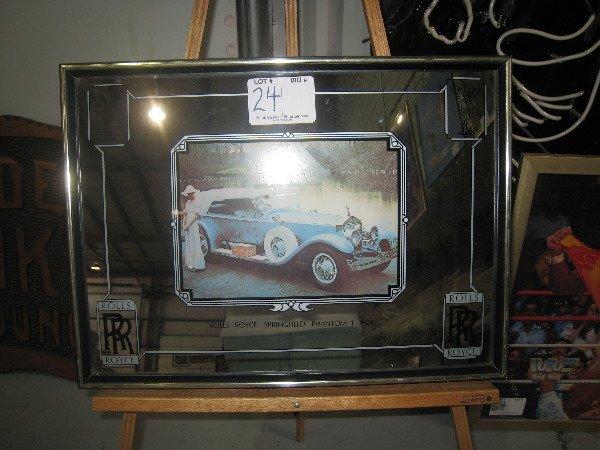 24: Rolls Royce Mirror