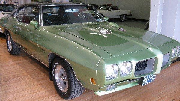 1005: 1970 Pontiac GTO