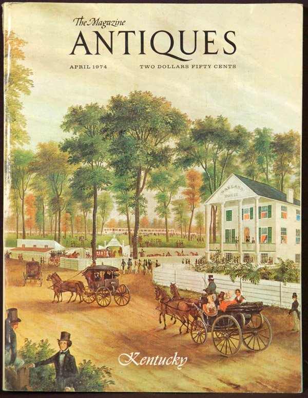 1: Antiques Magazine Kentucky