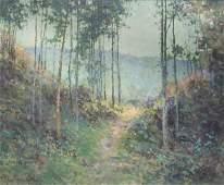 """30: Paul Sawyier OOC """"Path Through the Woods"""" SLL"""