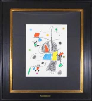 Joan Miro 1893 1983