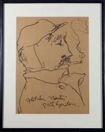 Philip Guston (1913 - 1980)