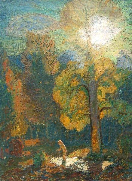 23: Van Dearing Perrine (1869-1955)