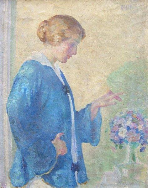 24: Arthur Watkins Crisp (1881-1974)