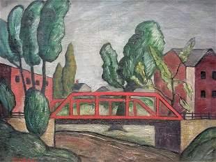204: Rolph Scarlett (1889-1984)