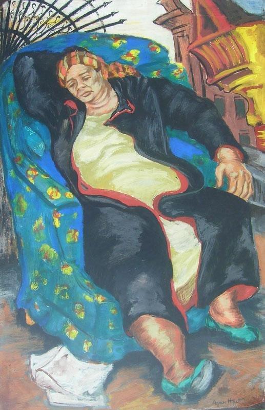 6: Agnes Hart (1912-1979)
