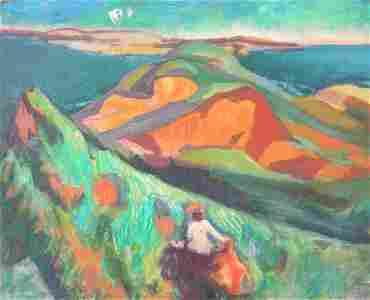 32: Frederick Serger (1889-1965)